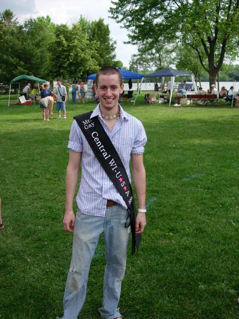 Mr. Gay Central Wisconsin USA, 2006